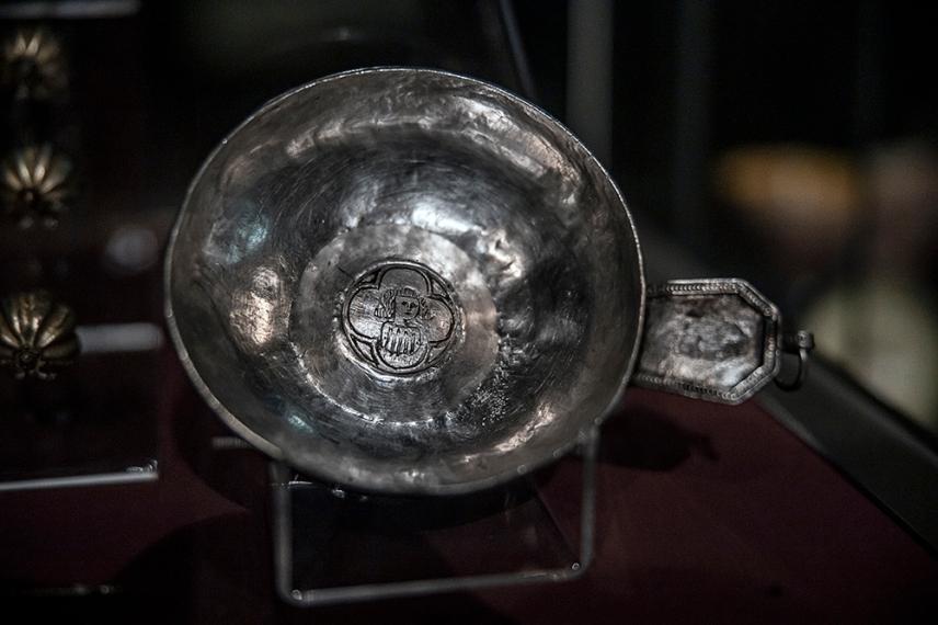 Никополско съкровище XIV век.