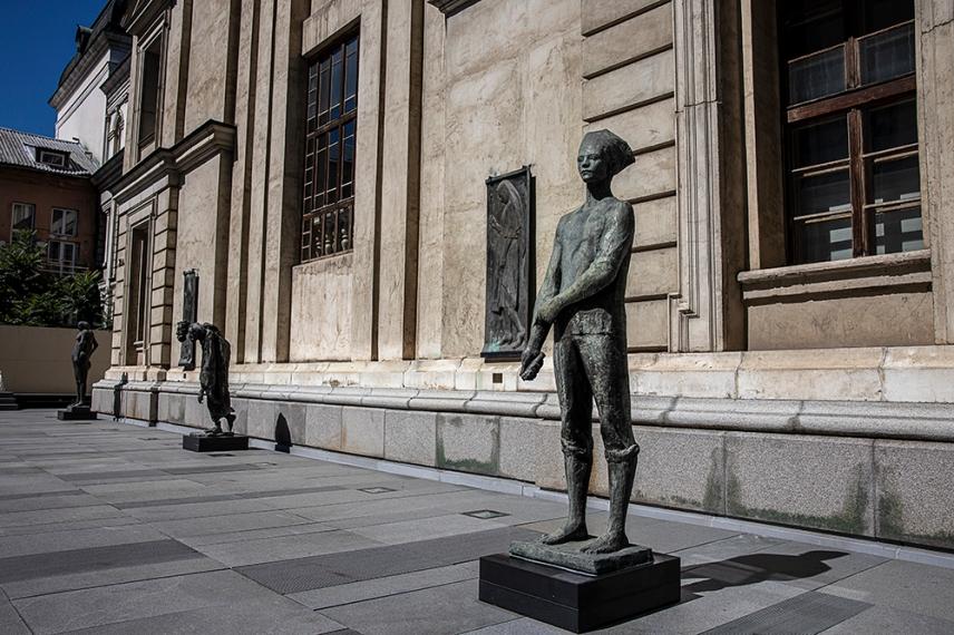 Национална галерия Квадрат 500