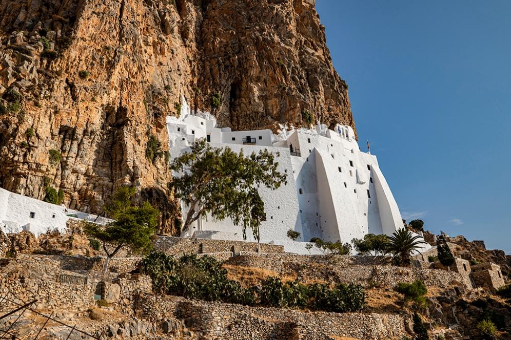 Манастирът Панагия Хозовиотиса