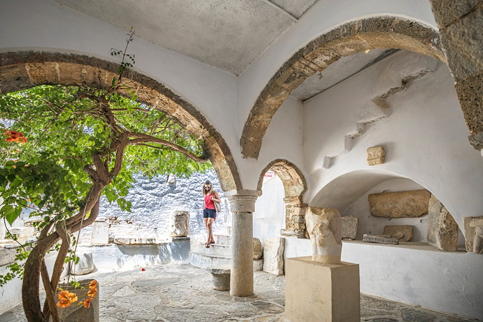 Археологическия музей в Хора, Аморгос