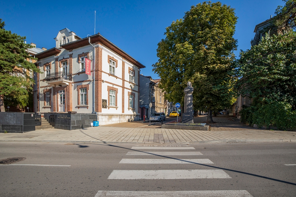 """Къщата-музей """"Баба Тонка / Никола Обретенов""""."""