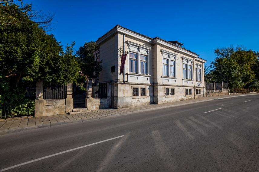"""Къщата-музей """"Захари Стоянов""""."""