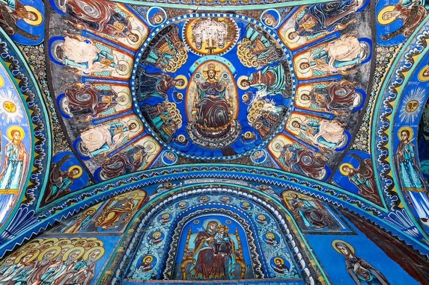 Батошевски манастир Успение Богородично.