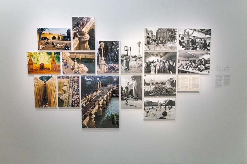 Фотографиите на Волфганг Волц.
