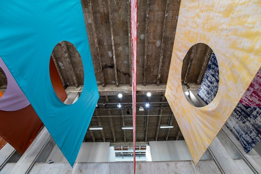 Изложбата на Ула фон Бранденбург в двореца Токио, Париж.
