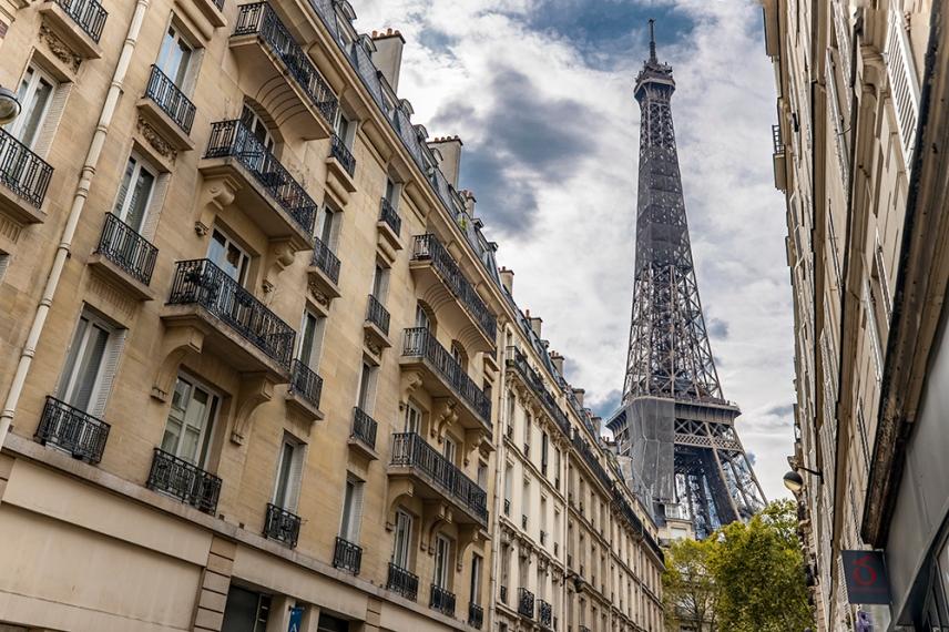 Париж 2020.