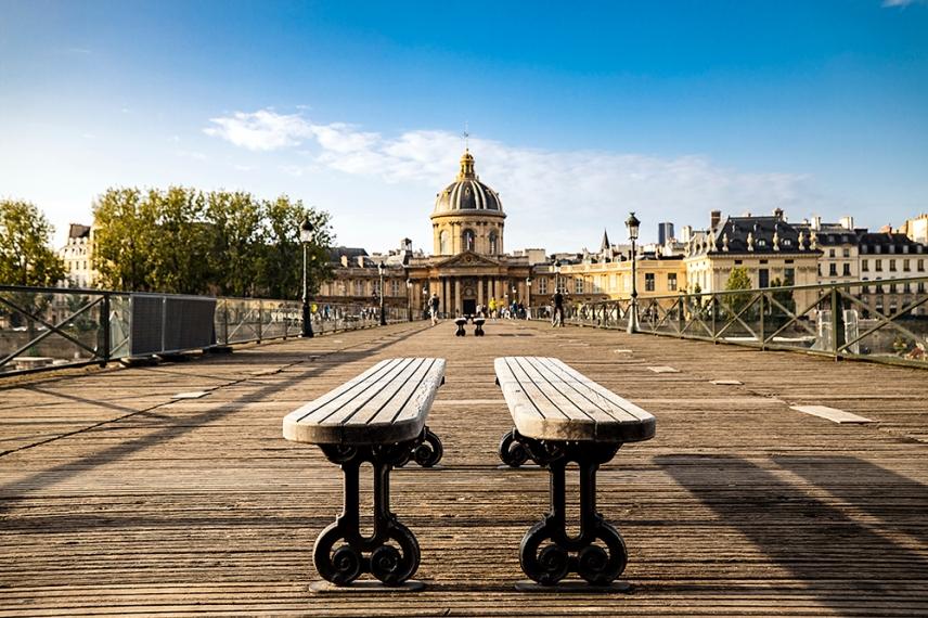 Пон дез Ар, Париж.