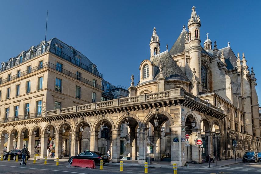 ул.Риволи, Париж